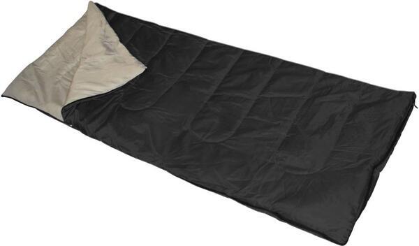 Bolsa de dormir Spinit CLASSIC negra/gris