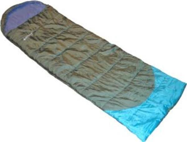 Bolsa de dormir Spinit FREESTYLE 350 verde