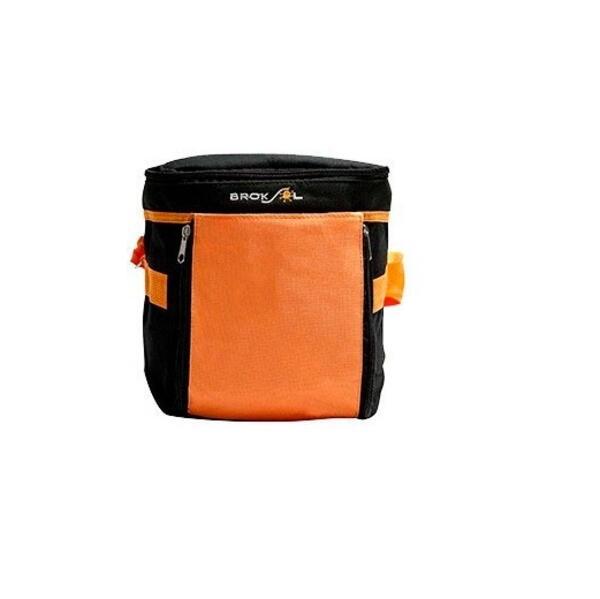 Bolso termico Broksol  con bolsillo porta cubiertos