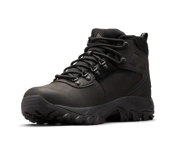 Botas Columbia hombre Newton Ridge Plus II waterproof black