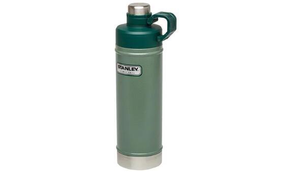 Botella Stanley para liquido Verde 750ML (BA)