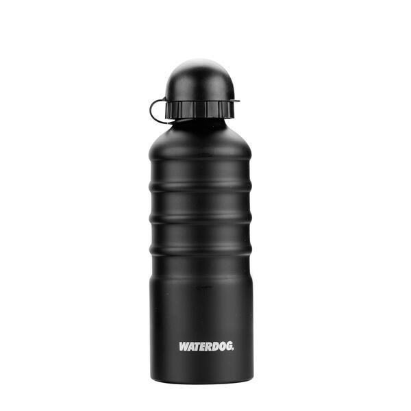 Botella Waterdog Aluminio mod. AB1C075BK 750cc. negro/redondo