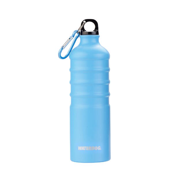 Botella Waterdog Aluminio mod. AB1C100LB 1000 cc color celeste