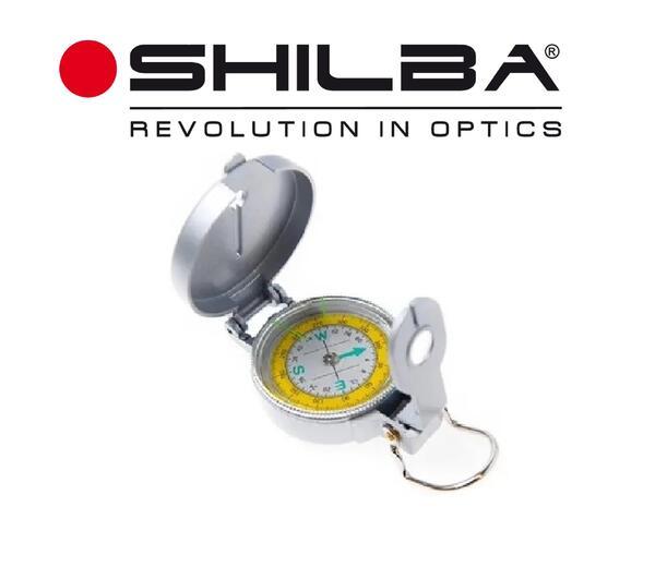 Brujula Shilba Dc45-3c mod: militar gris