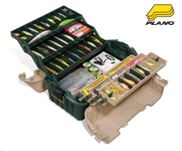 Caja para pesca Plano 8616 Magnum