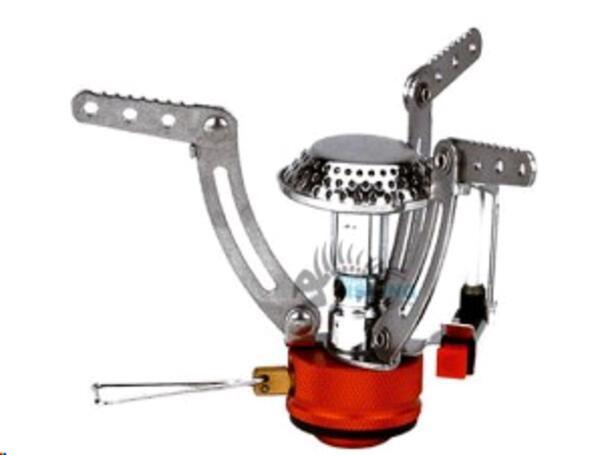 Calentador Broksol Plus c/encendedor y estuche linea mini 410