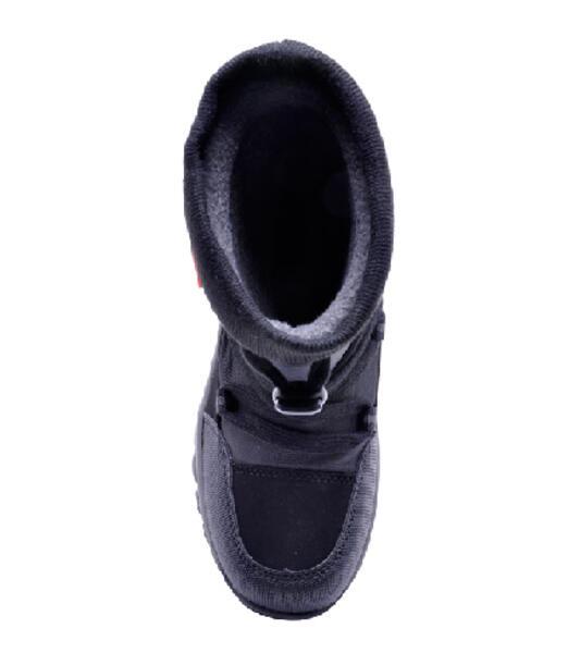 Calzado Hush Puppies jr. SHIMMER HAN 555056 negro