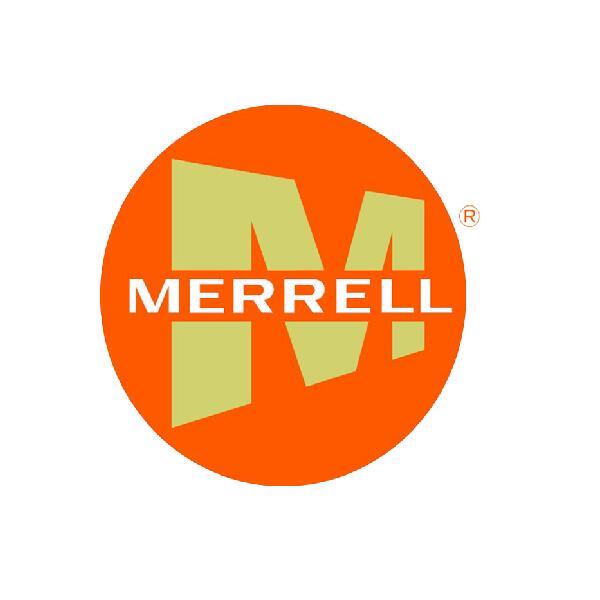 Calzado Merrell h. HELIXER DISTORT CZGA160156 cuero y suede gris