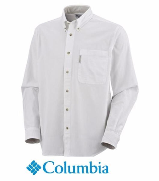 Camisa Colu. h. LEWISVILLE white