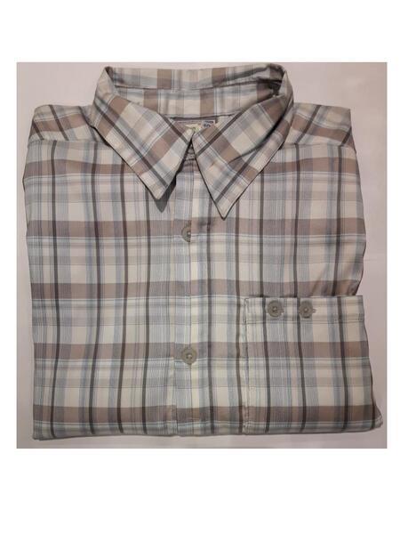 Camisa Salomon h. KEVO CHECK process-x/alum/shrew