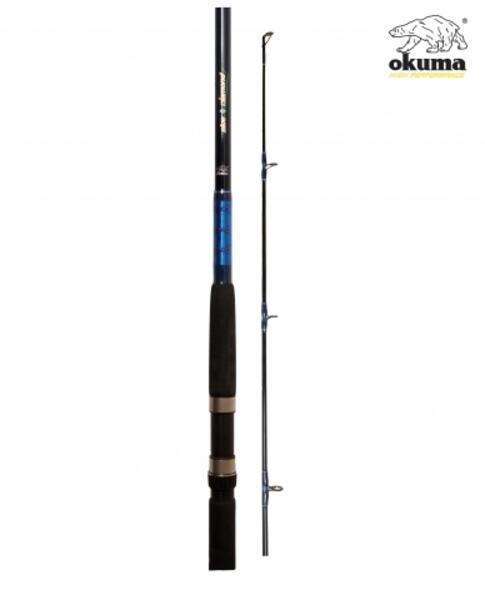 Caña 1 tr. Okuma BLUE DIAMOND 1.80 mts. BD-C-601MH-1
