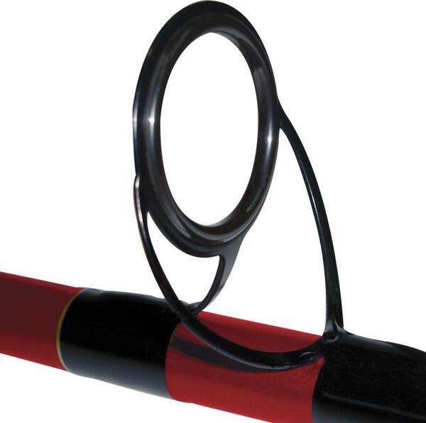 Caña 2 tr. Spinit BORDEAUX & BLACK 3.60 mt.