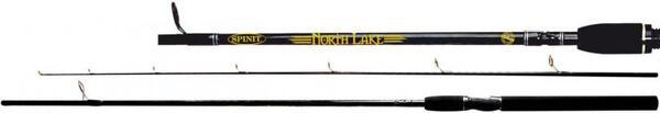 Caña 2 tr. Spinit NORTH LAKE 3.00 mts.