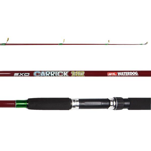 Caña 2 tr. Waterdog Carrick 10-40 lbs 2.40 mts