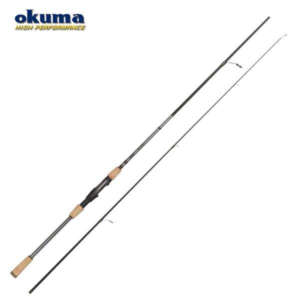 Caña Okuma Alaris 10,1 PIES ALA S 1012M carbono 3.02mts 15 a 45gr 2 tramos (BMB)
