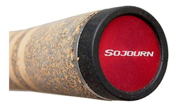 Caña Shimano Sojourn 7 pies 20-50lbs 1 tramo 2.15mts con gatillo