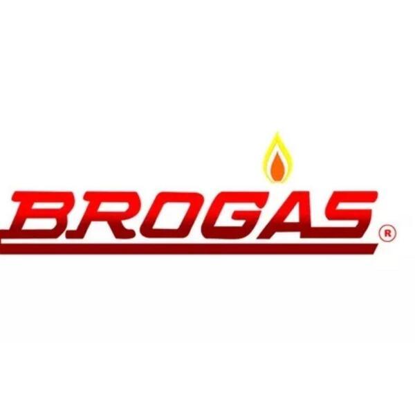Cartucho de gas Brogas aerosol 227 grs.