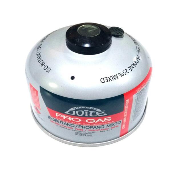 Cartucho de gas Doite butano-propano 230 grs. 9091