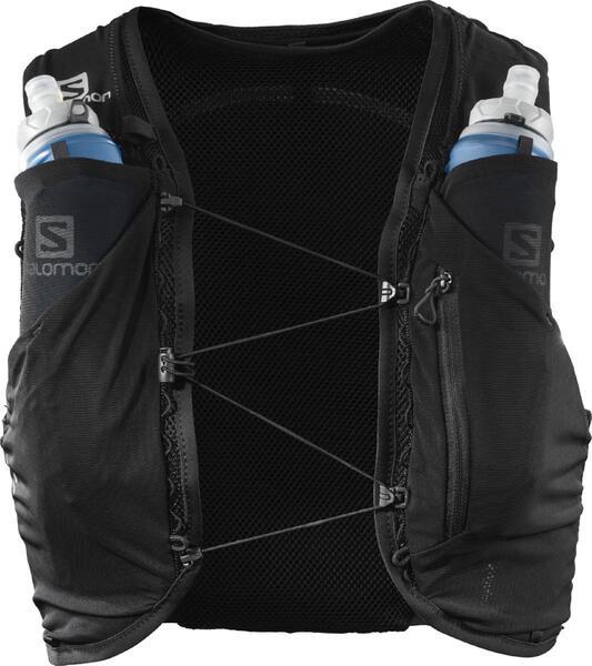 Chaleco de hidratacion Salomon Negro ADV SKIN 5 SET C13070