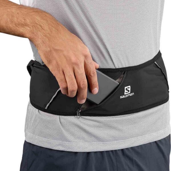 Cinturon de hidratacion Salomon Pulse Belt Negro