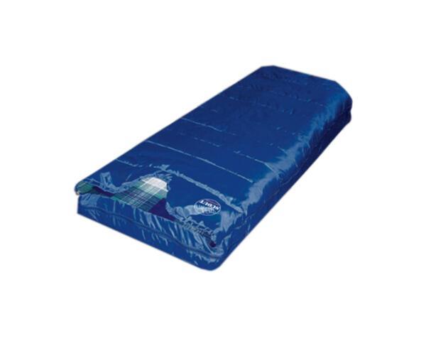 Colchon Scout single 190 x 74 x 20 cm. c/bolsa de dormir