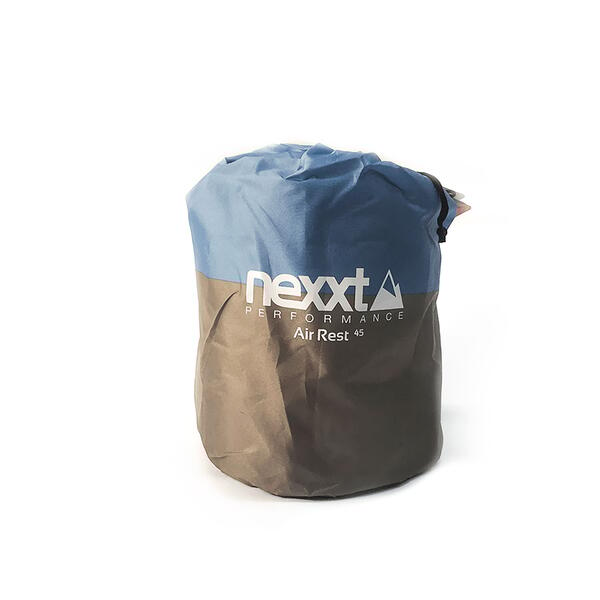 Colchoneta autoinflable Nexxt Air Rest blue/grey 4.5