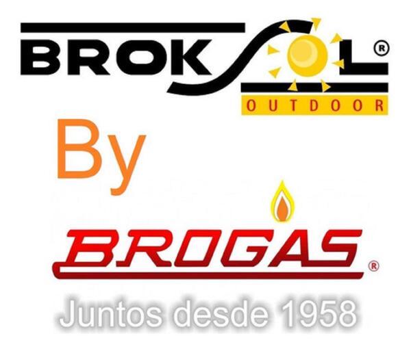 Conservadora Broksol Termoelectrica frio/calor 12 VOLT. 8lts