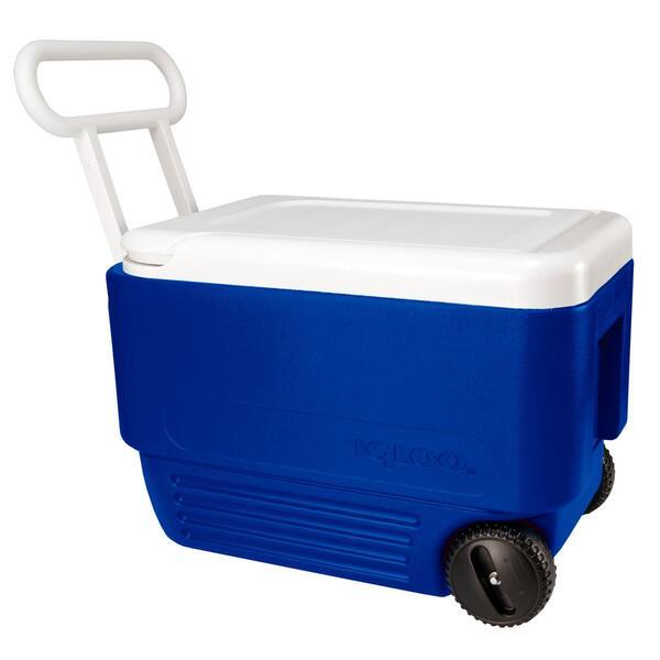 Conservadora Igloo Wheelie Cool 36 lt. con ruedas