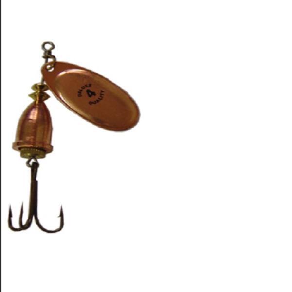 Cuchara Voladora Vibrax 28g bronce