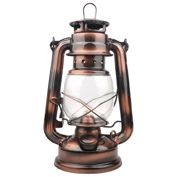 Farol a kerosene 350 gr. bronce antiguo