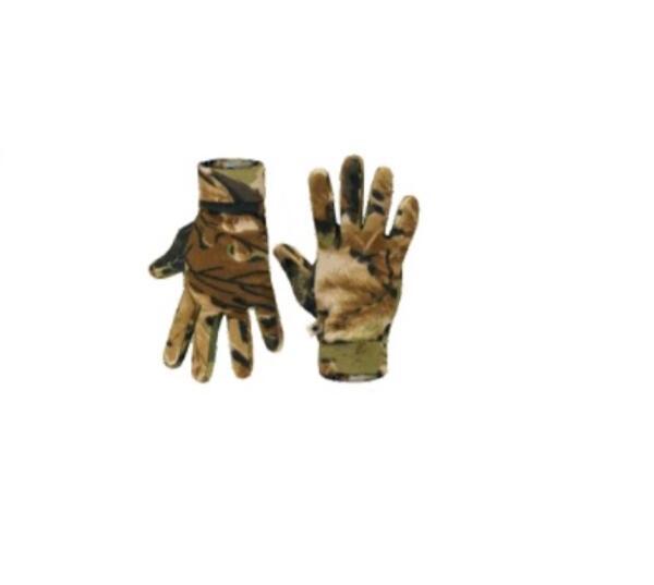 Guante Forest Leather micropolar camuflado 0332780
