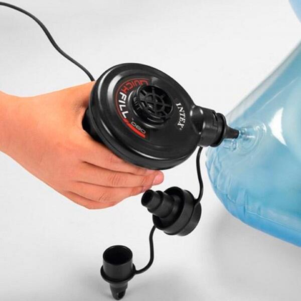 Inflador Intex electrico  220 Volts  66620