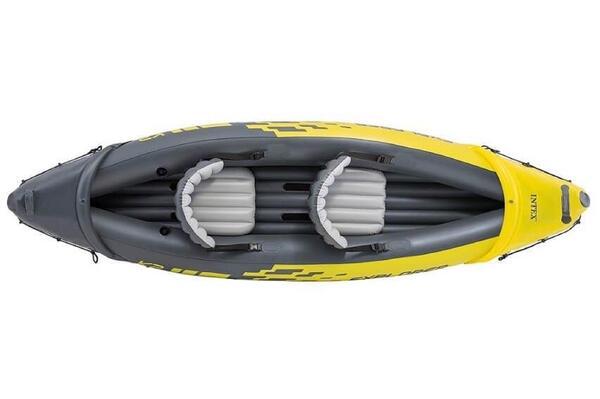 Kayak inflable Intex Explorer K2 New 312 X 91 X 51 CM+ Inflador+ 2 Remos