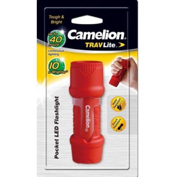 Linterna CAMELION Travlite pocket HP7011-BP 40 lumenes