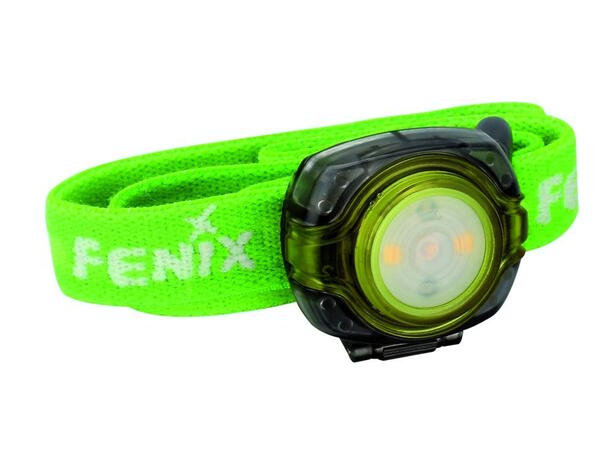 Linterna frontal Fenix HL05 Led bright green 8 lumenes