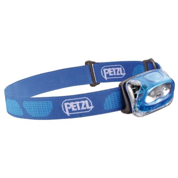 Linterna frontal Petzl TIKKINA2 azul