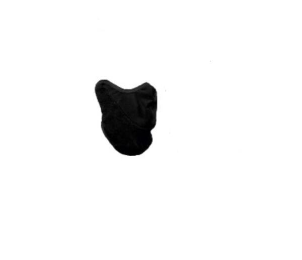 Mascara Forest Softshell unisex negro 0A125