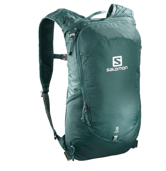Mochila Salomon Trailblazer 10 mediterranea/alloy