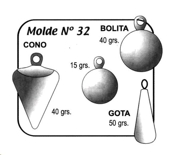 molde-jones-p-plomadas-n-32-2638