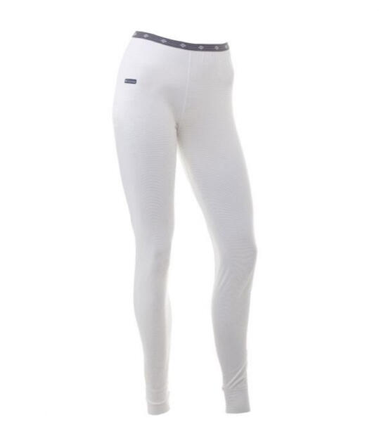 Pantalon Colu. d. PANT lightw. white