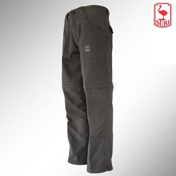 Pantalon desmontable Suri REEB-STOP piedra