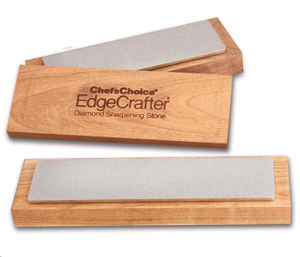 """Piedra de Afilar Diamantada Chefs Choice Edgecrafter 2x4"""" Ancho 7Cm/Largo 13Cm/Alto 3.5Cm"""