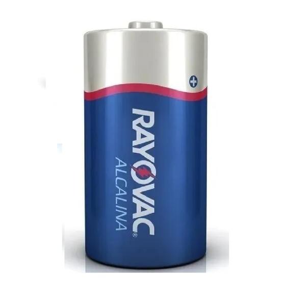 Pila Alcalina Rayovac ( C ) Blister X 2 R8142