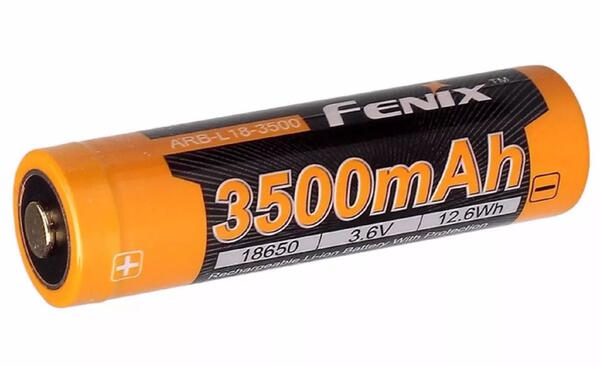 Pila recargable FENIX ARB-L18-3500U C/USB