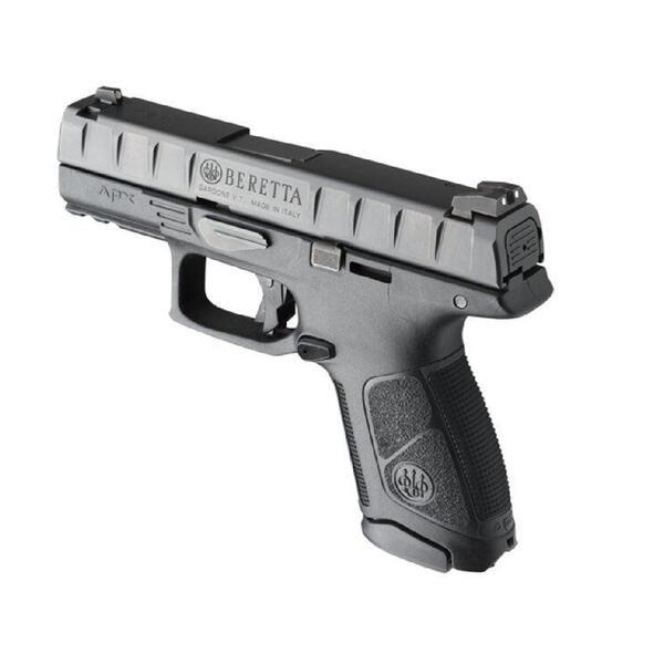 Pistola Semiautomatica Beretta C.9MM  APX PAVON 17T  S/D