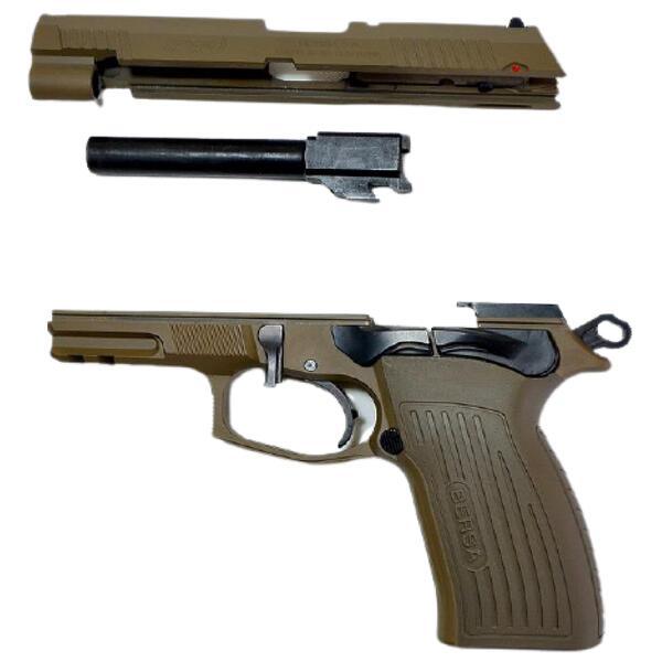 Pistola Semiautomatica Bersa C.9MM TPR9 FDE Flat Dark Earth