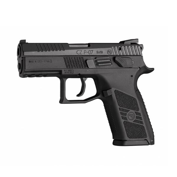 Pistola Semiautomatica CZ C.9MM MOD.  P07 Pavon USADA