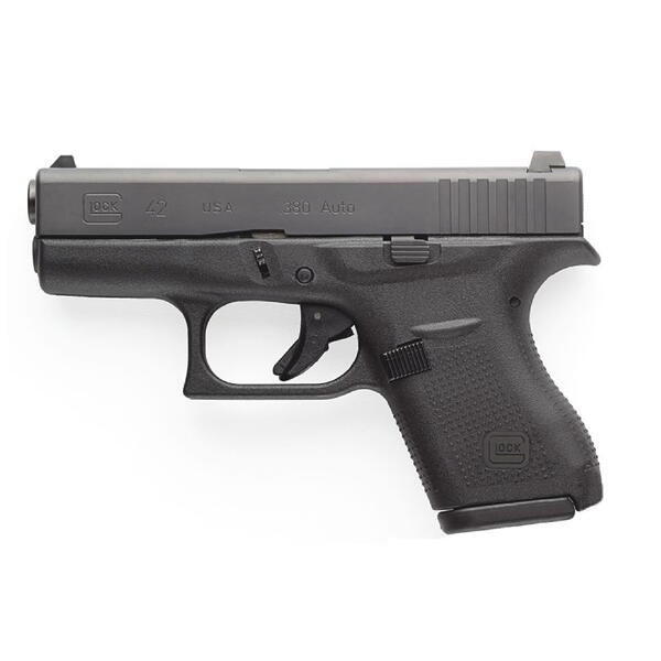 Pistola Semiautomatica Glock C.380 MOD. 42 GEN 4