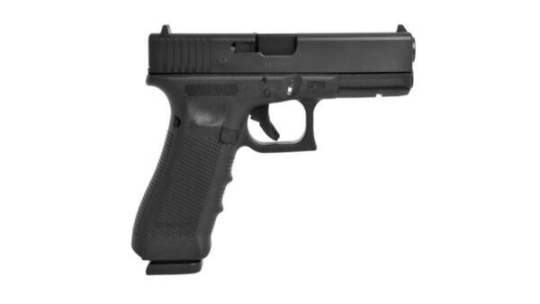 Pistola Semiautomatica Glock C.9MM MOD 17 GEN.4