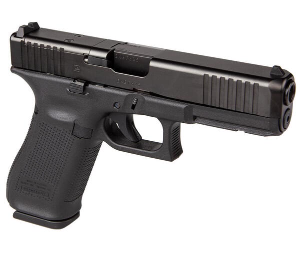 Pistola Semiautomatica Glock C.9MM  MOD.17  GEN 5